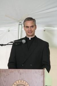 EC Graduation Fr. John