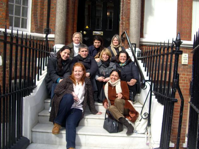 Uk Members in London