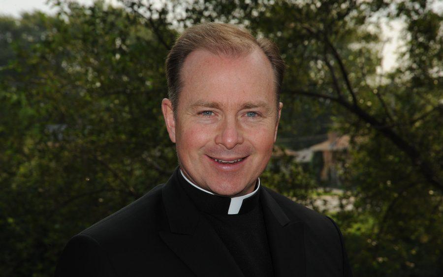 Fr John Connor LC
