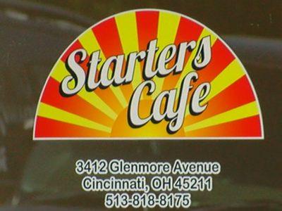 starters cafe
