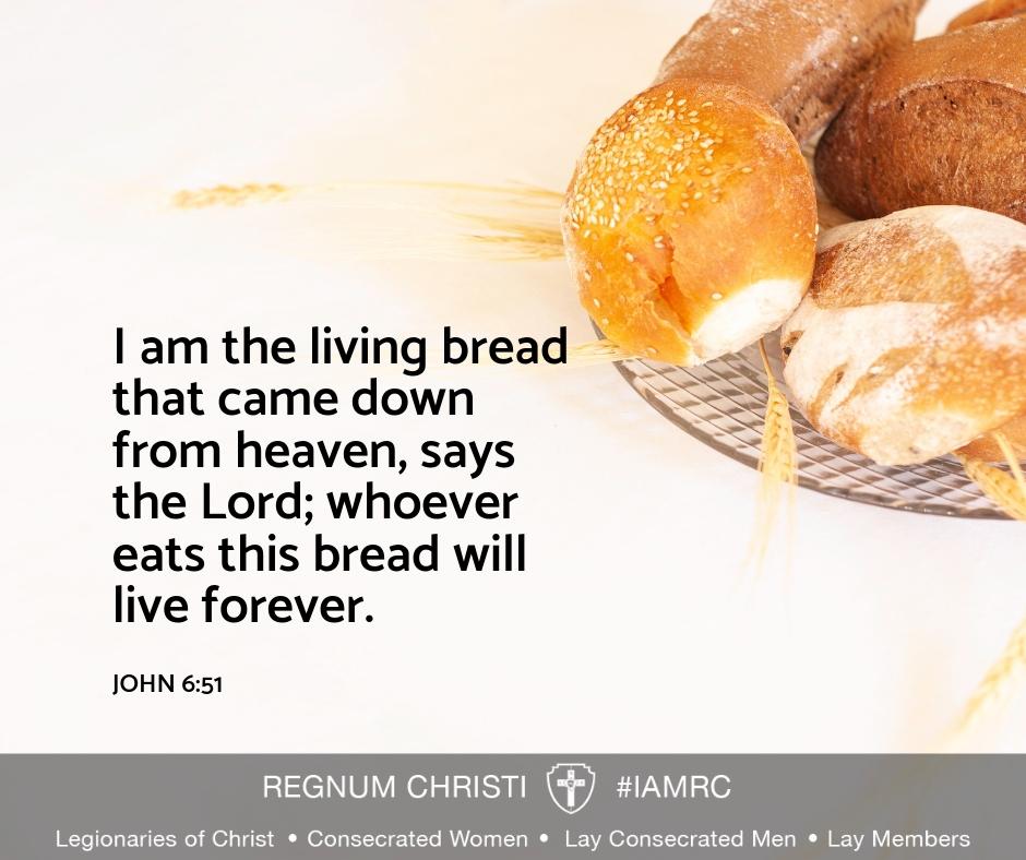 June 23, 2019 - My Lord and My God - Regnum Christi