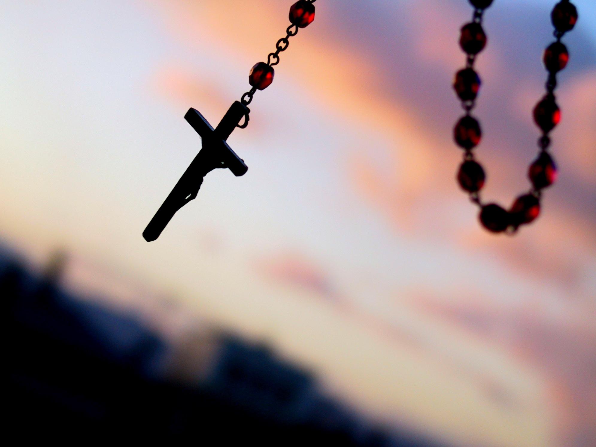 rosario al sagrado corazón de jesus