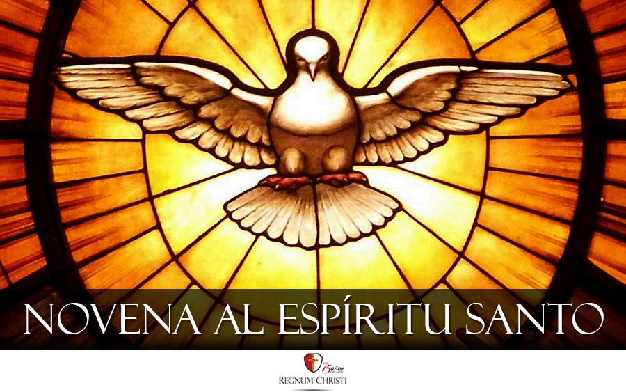 Novena de Pentecostés 2016