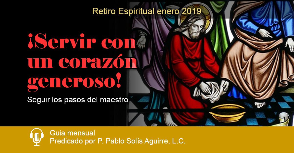 Retiro Espiritual Enero 2019 Regnum Christi