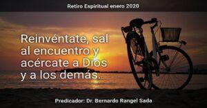 Retiro espiritual enero 2020