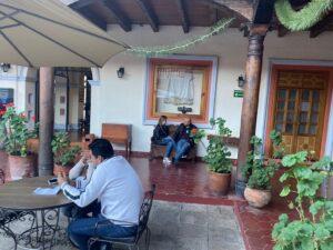 Taller matrimonial en San Cristóbal de las Casas