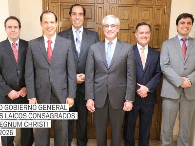 Los Laicos Consagrados del Regnum Christi eligen su nuevo gobierno