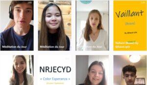 Campañas del ECYD en Instagram para enfrentar el confinamiento