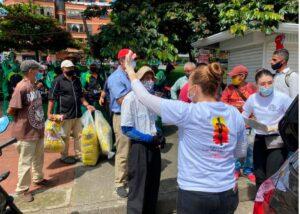 """El territorio de Colombia - Venezuela """"en salida"""" ante la pandemia"""