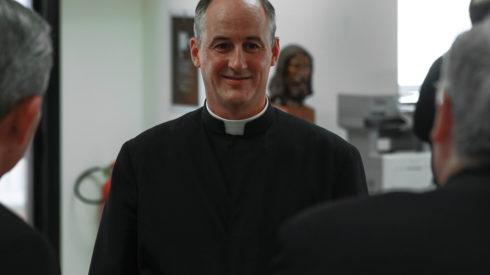 P. Rafael Ducci, LC, nombrado Secretario General de la Federación Regnum Christi