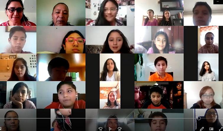 Ofrecen retiro virtual en Mano Amiga Lerma