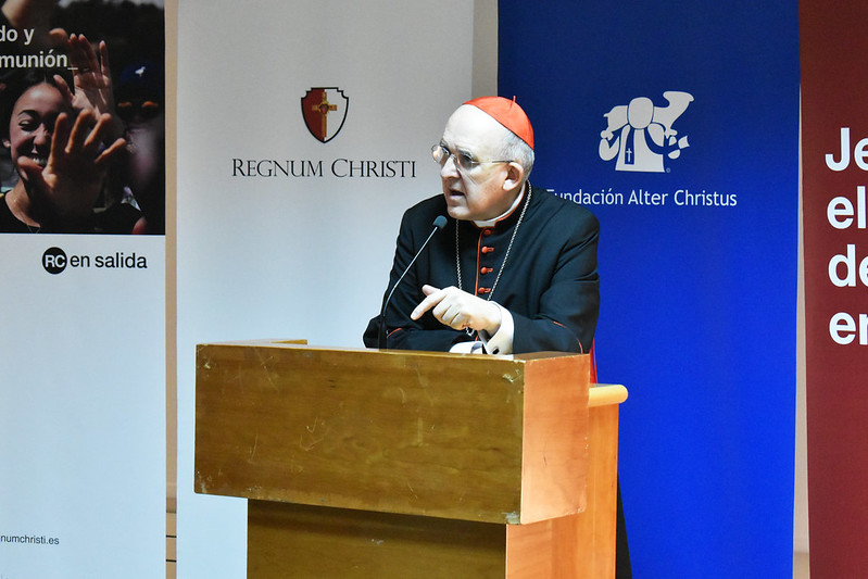 """D. Carlos Osoro: """"Gracias por revalorizar la entrega a los demás desde el sacerdocio"""""""