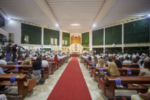 Se celebra la elevación de la Prelatura Cancún-Chetumal a Diócesis