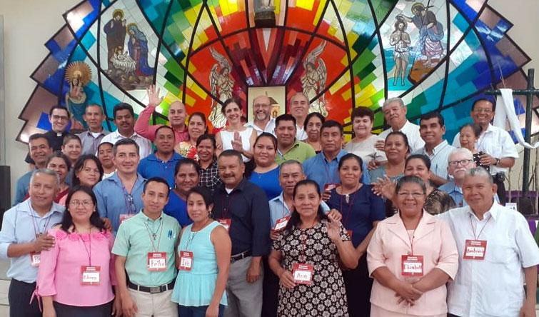 25 aniversario del programa de Evangelizadores de Tiempo Completo en El Salvador