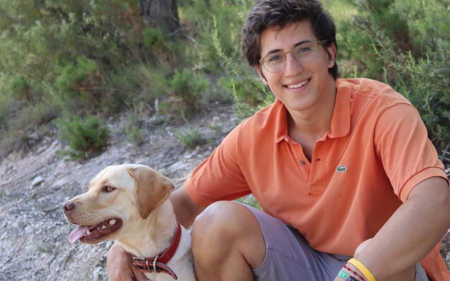 «Un recordatorio de Dios diciéndome que Él nunca me va a abandonar» – Testimonio de Diego García de Alvear