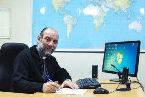 Entrevista a José María Calderón, director de Obras Misionales Pontificias