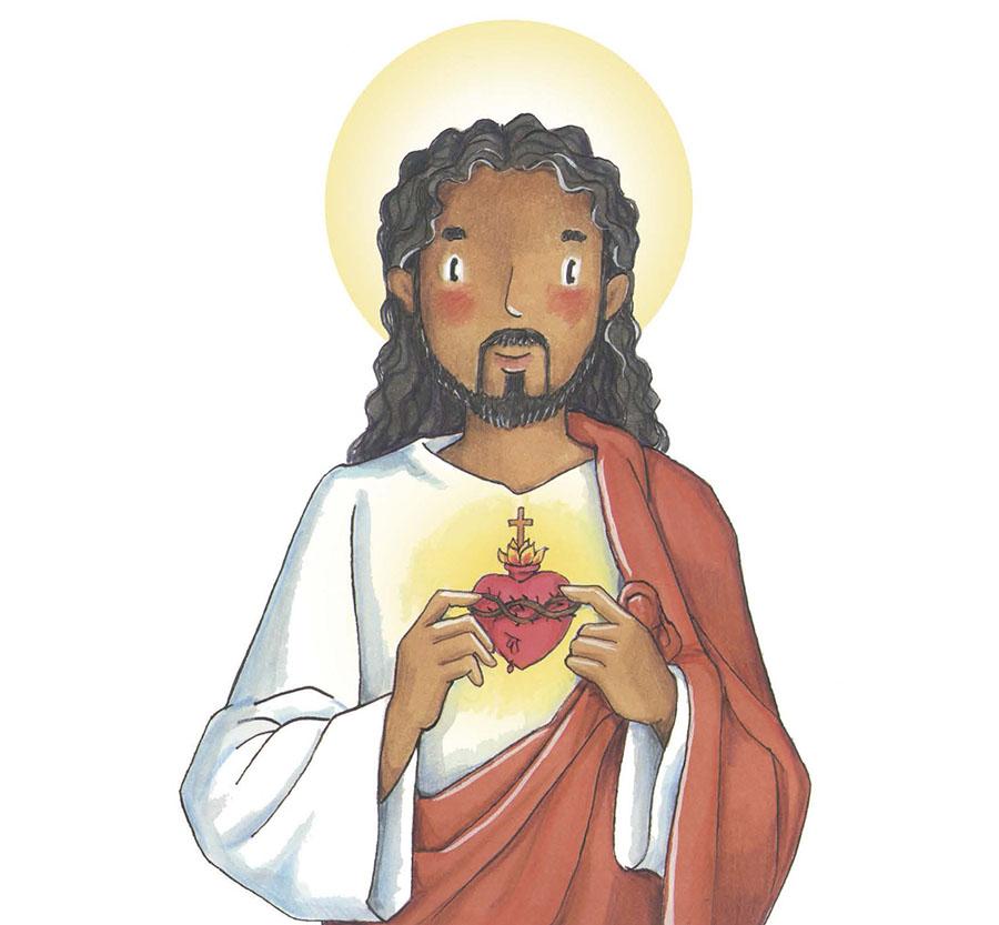 Apostolado del Sagrado Corazón traduce sus materiales al suajili
