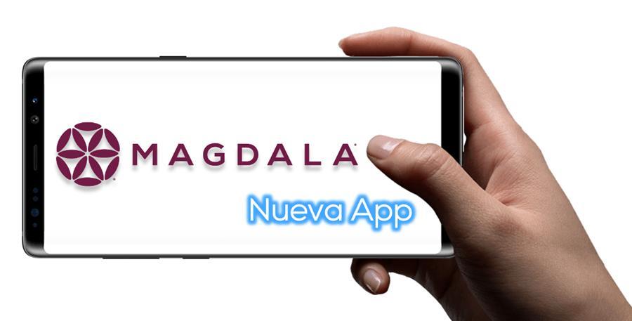 Lanzan aplicación Magdala