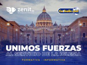 La agencia católica internacional Zenit se une a Catholic.net