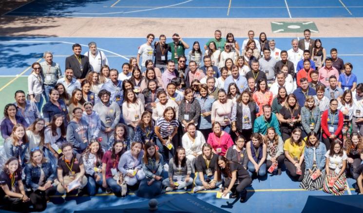 Convención Nacional de Juventud y Familia Misionera de México y Centroamérica