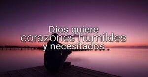 corazones humildes