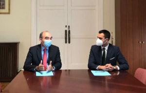 Acuerdo entre Regnum Christi España y Movimiento Católico Mundial por el Clima