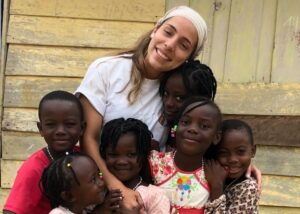 Joselyn Castellanos es una joven venezolana que vive en Madrid