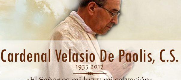 Card. Velasio De Paolis