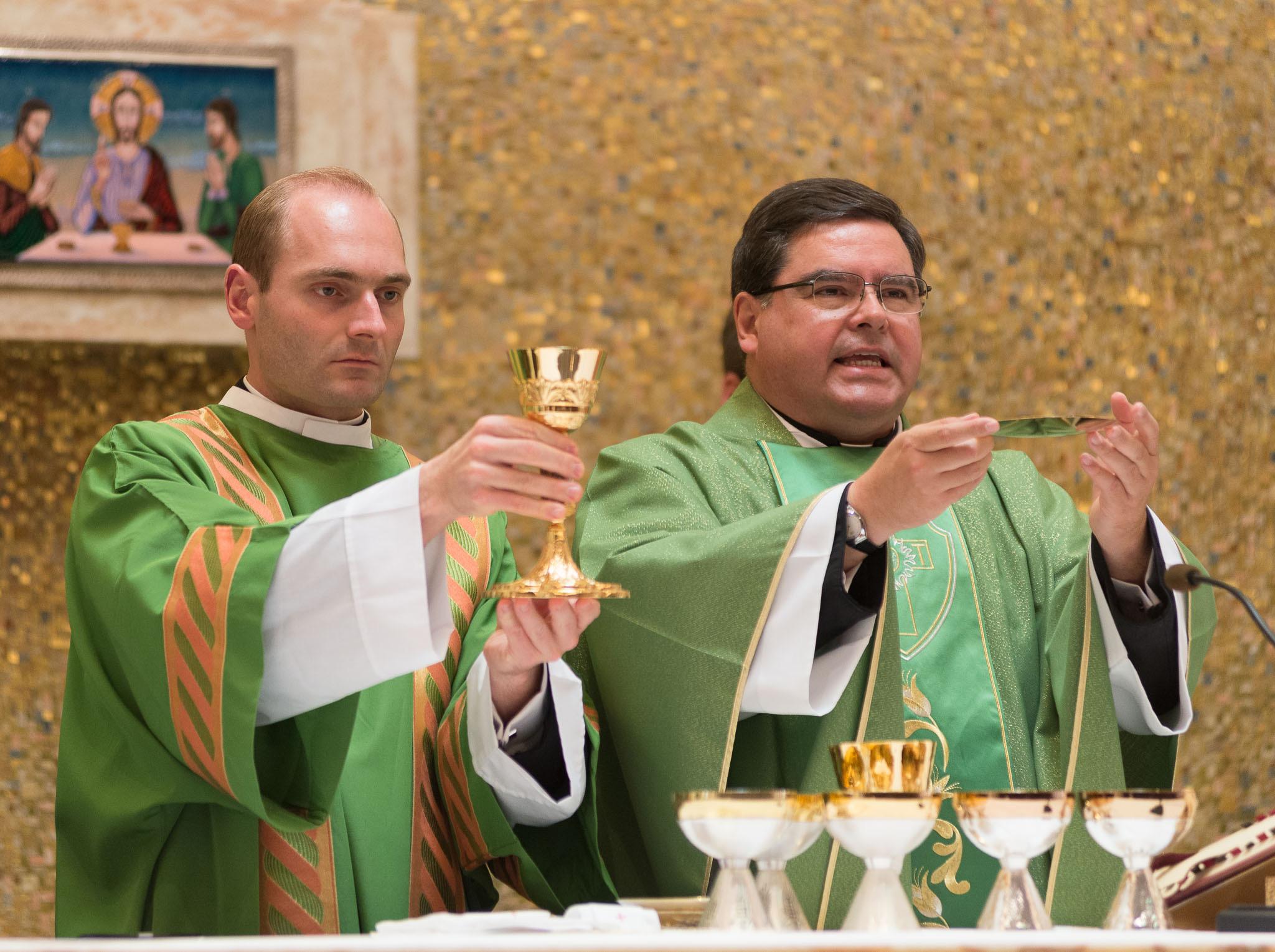 Pater Leonhard Maier